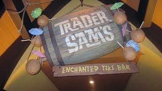 Trader Sam's Enchanted Tiki Bar Uh Oa! Drink