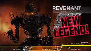 NEW REVENANT GAMEPLAY!! (apex legends)