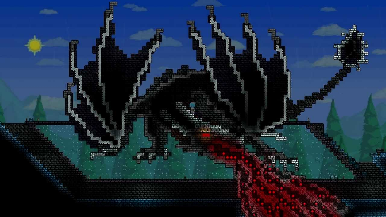 Terraria Fus Ro Dah YouTube
