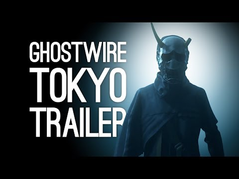 GhostWire Tokyo Trailer: New Horror Action Adventure from Tango Gameworks at E3 2019