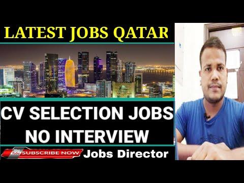 Qatar New jobs 2020    CV selection jobs Qatar    FMCG jobs and Drivers Operators jobs    Apply now.