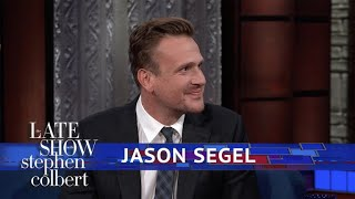 Jason Segel Escaped LA For An Orange Grove