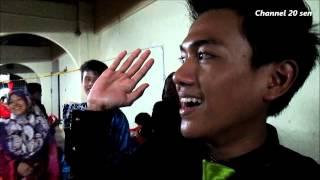 Azzam Sham ~ MALAM AMBANG MERDEKA 2014