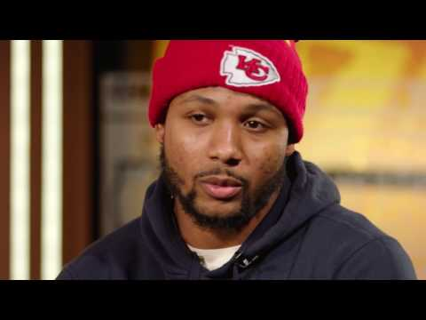 Chiefs vs Panthers: 1 on 1 with Steven Nelson