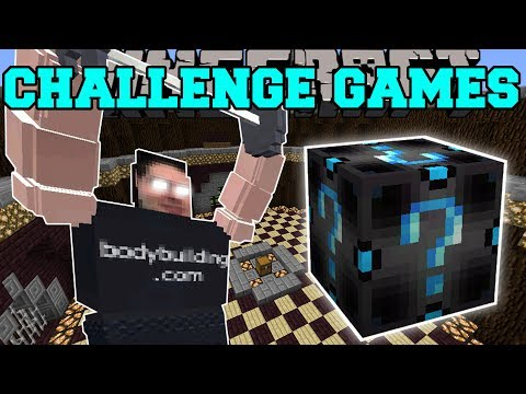 Download Youtube: Minecraft: REAL LIFE PAT CHALLENGE GAMES - Lucky Block Mod - Modded Mini-Game