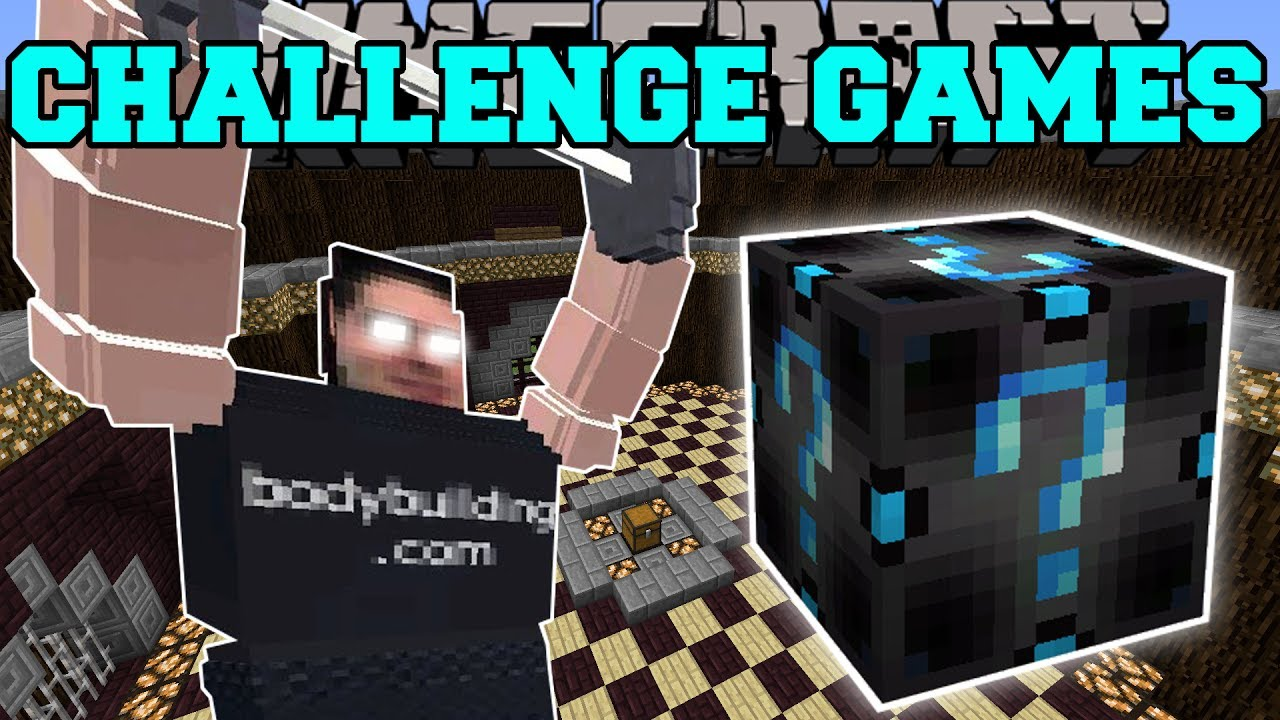 Download Minecraft: REAL LIFE PAT CHALLENGE GAMES - Lucky Block Mod - Modded Mini-Game