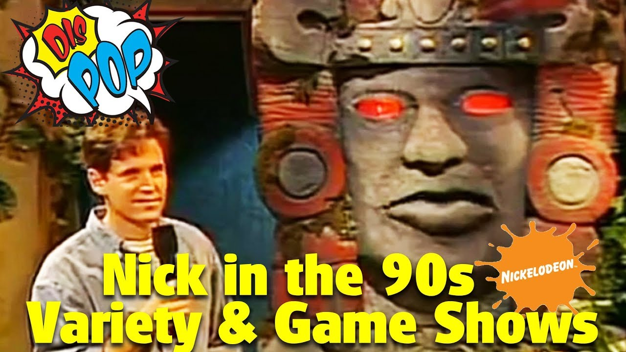 Nick Game Shows 90s | Games World