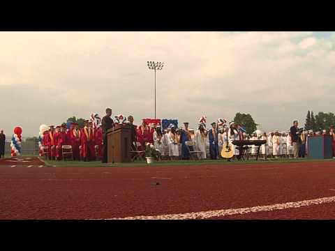 GoPro: Pittston Area Class of 2015 Commencement - June 10, 2015