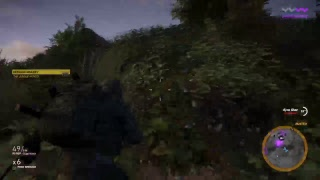 Sneaky swamps ghost recon gameplay