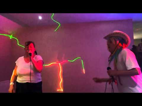 Mad dog karaoke singing  DEAD RINGER FOR LOVE MEAT LOAF