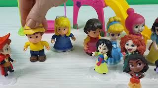 Prenses Partisi Parkta Parti Yapıyoruz Eğlenceli Videolar