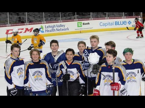 Ice Hawks All Star Phan Fest 2017