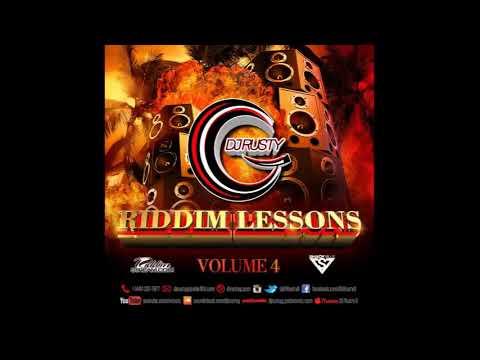 DJ Rusty G - Riddim Lessons 4 (90's Dancehall RadioShow 2016)