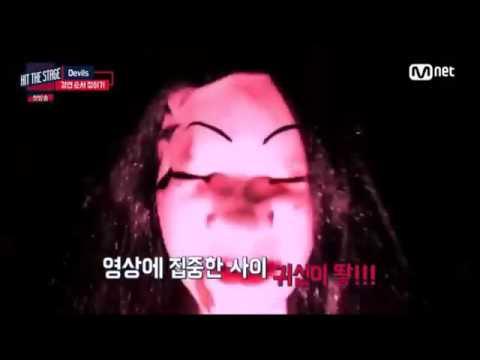 Ghost Prank (ft momo, hoya, taemin, shownu, Hoyeon, u-kwon, bora, ten)