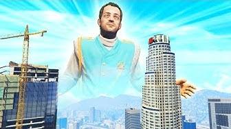 GTA 5 als ein GOTT spielen!