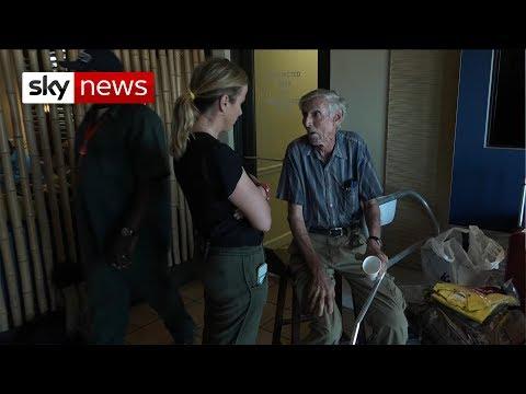 Hurricane Dorian: How a survivor in Bahamas escaped
