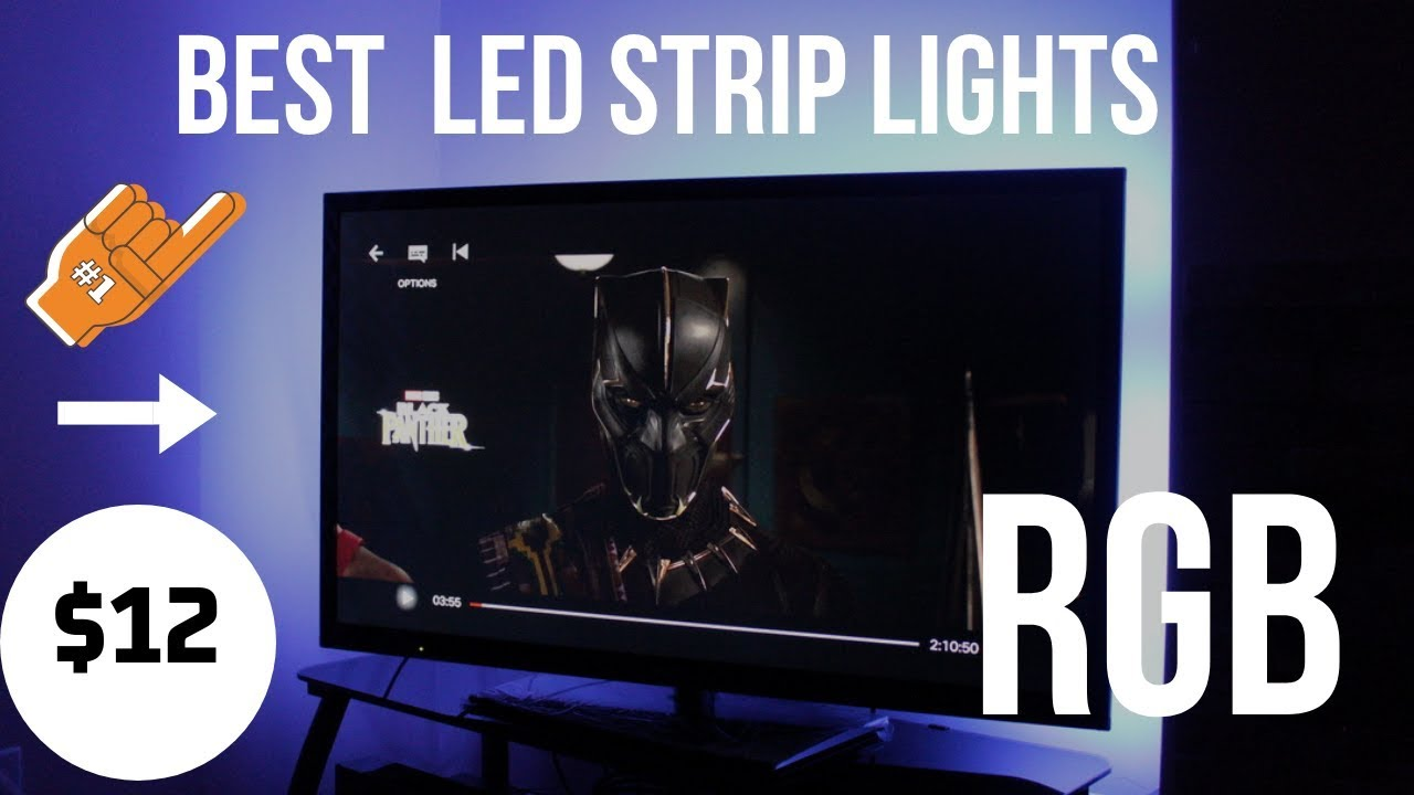Best LED Strip Lights 2018! Cheap Everyday Tech 2018