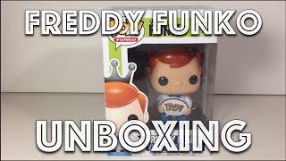Freddy Funko Fun Klub Unboxing
