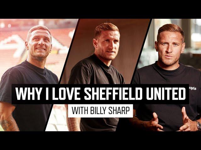 Billy Sharp | Loving Sheffield and Sheffield United. ❤️  ⚔️