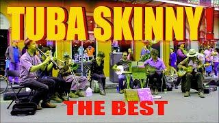 Tuba Skinny Livestream Busking session for the summer!