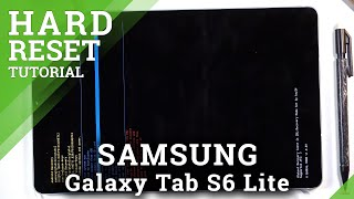 How to Accomplish Hard Reset Process in Samsung Galaxy Tab S6 Lite – Bypass Screen Lock
