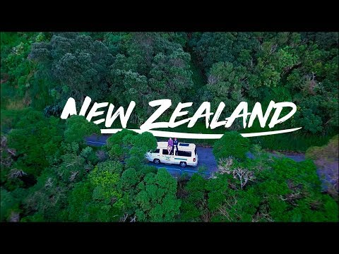 Building a Camper in New Zealand