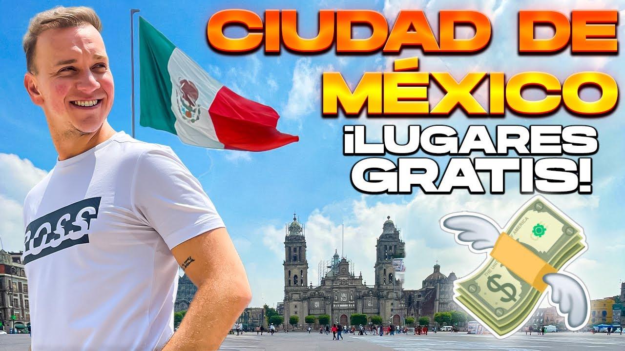 SIN MUCHO DINERO EN CIUDAD DE MEXICO ¿QUE HACER? - Oscar Alejandro ft. @Camallerys Vlogs