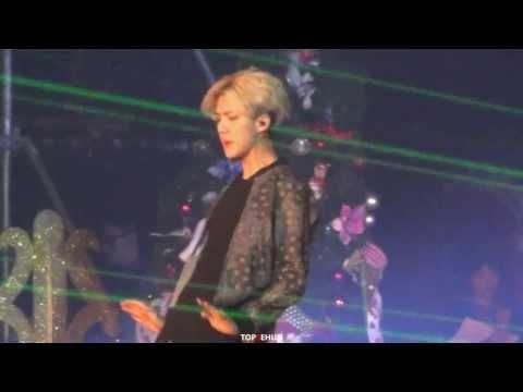 20131224 EXO SM WEEK - Black pearl