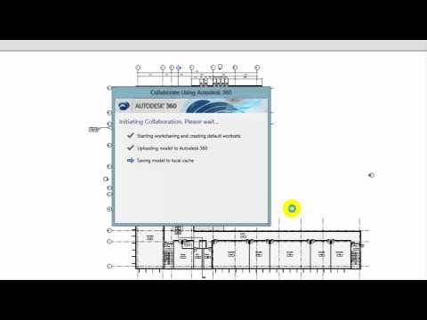 Autodesk A360 Collaboration for Revit:   Uploading Revit Models