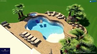 gunite swimming pools pool renovation fairhope al orange beach al daphne al gulf breeze fl