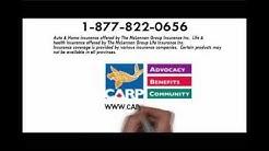 Insurance Programs for CARP Members