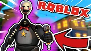 Cover images How To Get Mr Lefty Badge in Roblox Fazbear's Wonderland