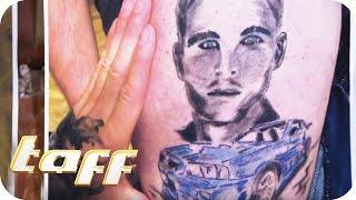 Tattoo-Fails: Die schlimmsten Farbmassaker Deutschlands | taff | ProSieben