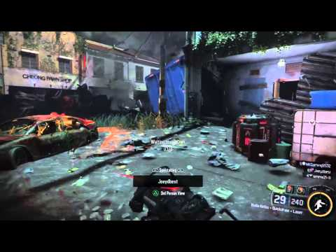 Singapore!!!!!   Call of Duty Black Ops 3 /w Joeydbest  & /w Simmo