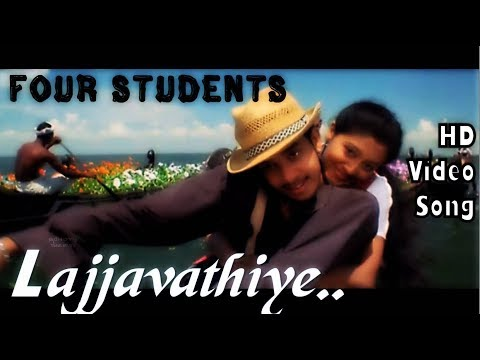 Lajjavathiye  4 Students Hd Video Song + Hd Audio  Bharath,gopika   Jassie Gift