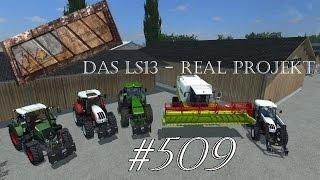 Landwirtschaftssimulator 2013 - REAL - Wie ist das den mit den Mitspielern? #509