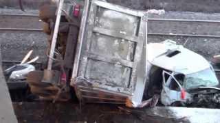 Последствия аварии на объездной Саратова (2)