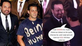 Salman Khan's Strong Emotional Bonding with his Bodyguard Shera | FLASHBACK