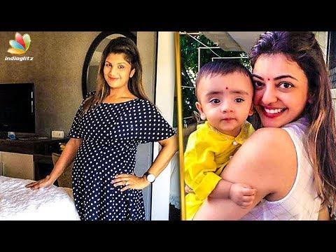 Ramba Pregnant with her Third Child   Latest Cinema News   Kajal Agarwal