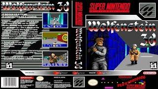 SNES: Wolfenstein 3d (rus) longplay [164]