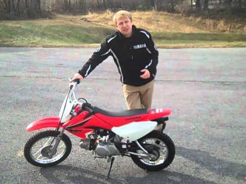 Honda Dirt Bike Camp