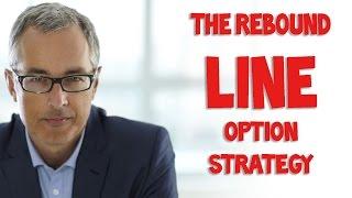 IQ Option The Rebound Line Strategy