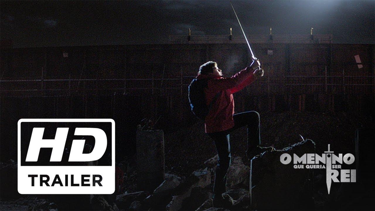 O Menino Que Queria Ser Rei | Trailer Oficial | Dublado HD
