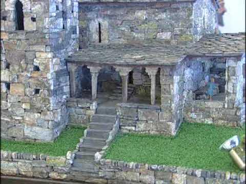 La Llacuna acull les reproduccions de set esglésies romàniques del Principat