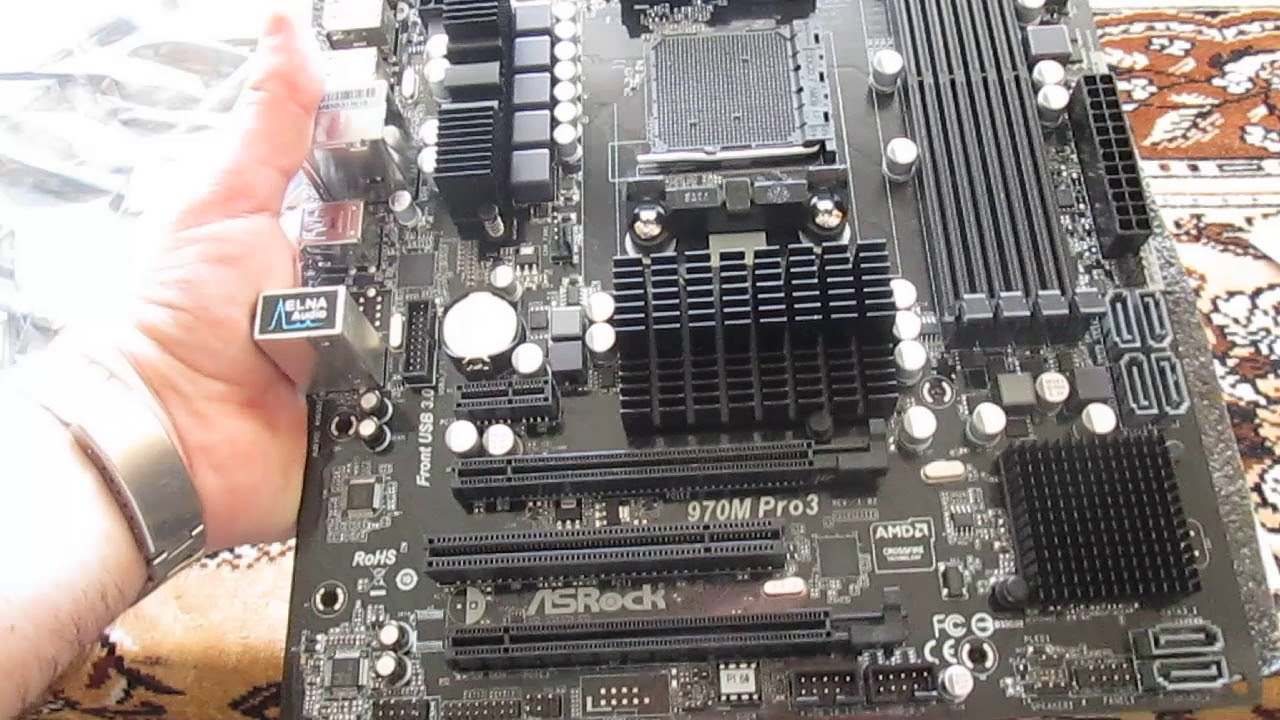 Drivers Update: Asrock 970 Extreme3 AMD Live