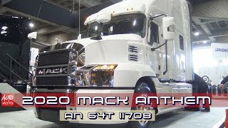 2020 Mack Anthem AN64T 11708 - Exterior And Interior - ExpoCam 2019