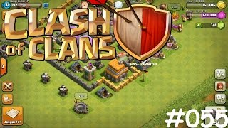 Let's Play Clash of Clans #055 [Deutsch] [HD] [PC] - Anmelden für Ck