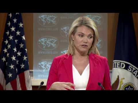 Department Press Briefing - June 29, 2017