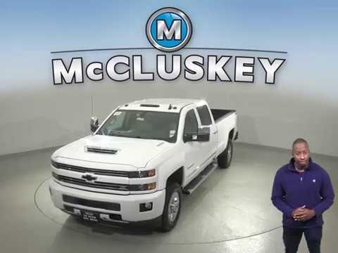 191850 - New, 2019, Chevrolet Silverado, 3500, HD, LTZ, Test Drive, Review, For Sale -