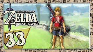 THE LEGEND OF ZELDA BREATH OF THE WILD Part 33: Das Nintendo Switch-Hemd